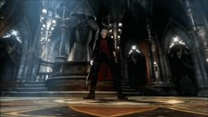 Devil May Cry 4 Come on! Taunt. GIF by ConnorSparda