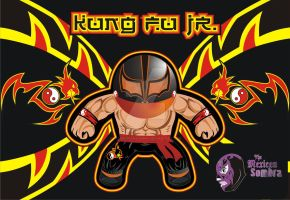 KUNG-FU JR. CROMO2 by TheMexicanSombra