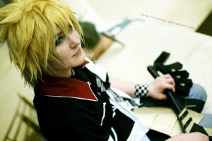 Just call me Ven~ by vizshua