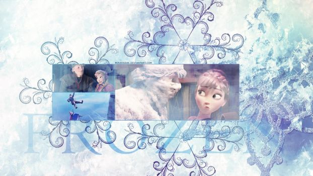 Frozen by miraradak