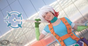 Pascal, tha Amarcians - Tales of Graces by AerithStrife90