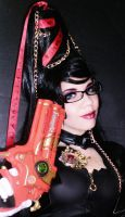 Bayonetta cosplay 2 by Amaterasumikami