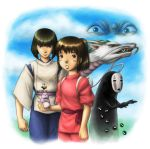 Spirited Away by Niki-UK