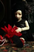 A Little Darkness: Rose Child by Azyntil