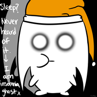 Insomnia Ghost x by catz537