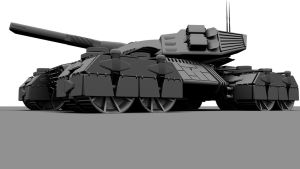 future weapons: tank 2 by forgedOrder