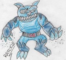 Ratcicle by cazzyx3