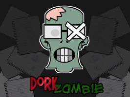 The new and deader DORKZOMBIE by DorkZombie