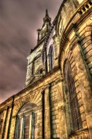 All Saints Church by 1-Professor-Chaos-1
