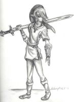 Link Pose01 by Redemptive