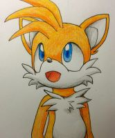 It's Tails! by SonicPikapal