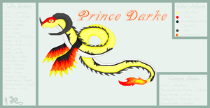 ::Ref Sheet:: Prince Darke by RavenSerpent