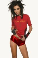 Little Red Hot Pants by veestone
