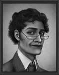 A Birthday Portrait by oingy-boingy