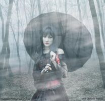 Her Ghost In The Fog by BlackLady999