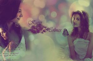 Katie Holmes Collage by FullmetalPiMpI
