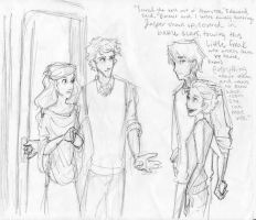 The Cullens get a Surprise by burdge
