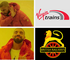 Renationalising the Railways by Party9999999