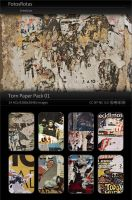 Resources: HQ Torn Paper pack by aoniken