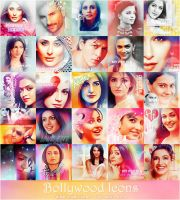 Bollywood Icons by CaT-S0uL