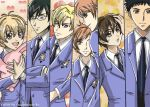 Ouran Host Club by sapphireyuriko