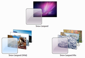 Mac OS X Snow Leopard Theme by taimurasad