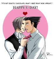Happy V-Day by StudioKawaii