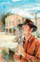 Gun Glory cover painting by hill19652000