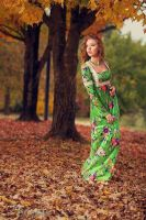 Paul Lane Photography ( green house dress) by babyrubydoll