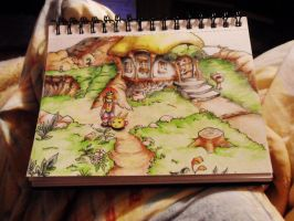 Legend of Mana by anncey666