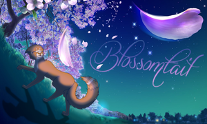 My Warrior Cat: Blossomtail by ZiggiEvaTroop