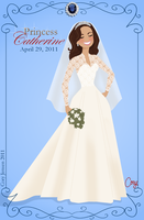 Princess Catherine by Cor104