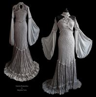 dress Idolon , by Somnia Romantica, M. Turin by SomniaRomantica