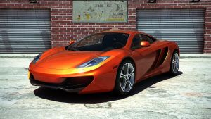 Mclaren mp4-12c by FiLiPpO92