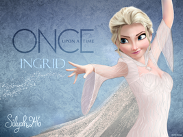Once Upon a Time/Frozen - Ingrid by Silyah246