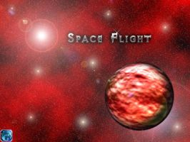 Space Flight by thk-cable