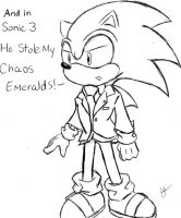 Sonic Wright 1 by Stungun44