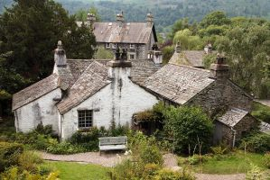 William Wordsworth's Home by parallel-pam