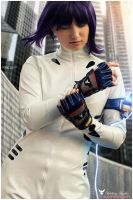 Motoko: Major Triumph by idolatrystudios