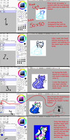 10 steps to make an animated icon Toturial by Miineh
