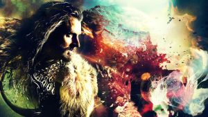 Thorin Oakenshield by Super-Fan-Wallpapers