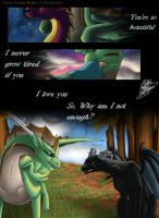 Why Am I Not Enough by Eiswolf-Zero