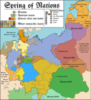 The Spring of Nations by ThePrussianRussian