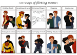 Flirting Meme by malin-j