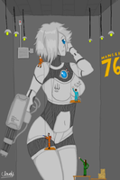 GTS Profiles-The Robot by whitestormclouds