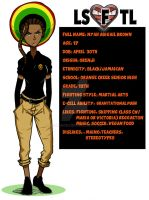 LSFTL Nyah A. Brown  bio by silrance