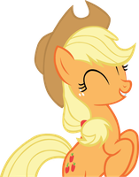 Applejack by Kait-the-Lynxx