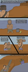 Theseus Comic 5 by Land-Man-Sam