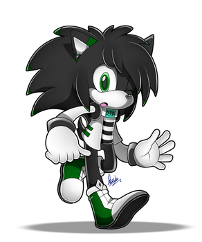 (COMM) Sonic SA Style .:for ShadowD-Blocky:. by MimiGuerrero
