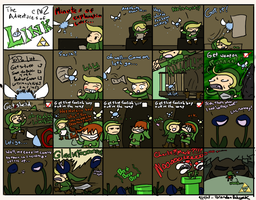 The Adventures of Link Ep 2 by Monotypical